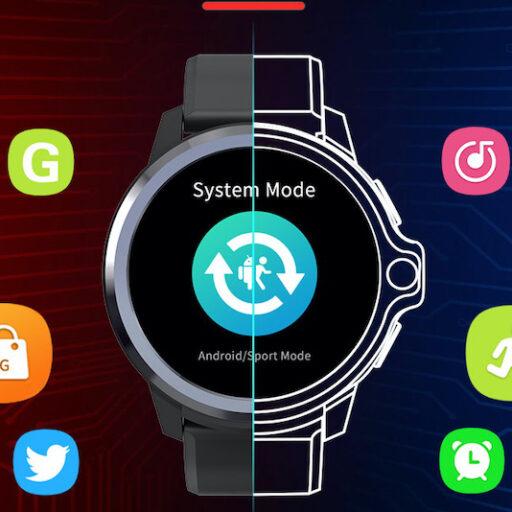 Kospet Prime S l'unico smartwatch telefono al mondo! -@chunchunba